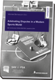 Neu bei Editions Weblaw: Arbitrating Disputes in a Modern Sports World.